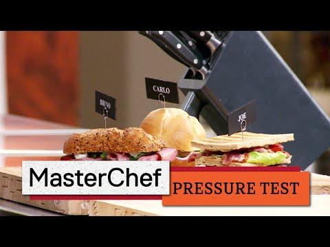 I panini gourmet dei giudici di MasterChef Italia 4