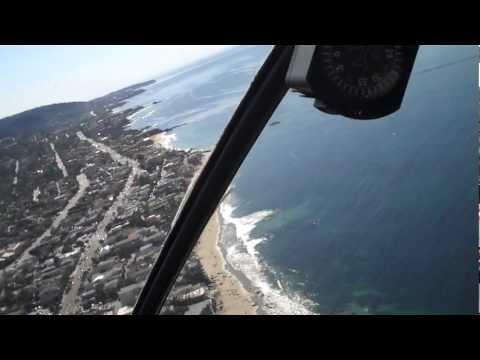 Helicopter Flight with Jenny- Laguna Beach