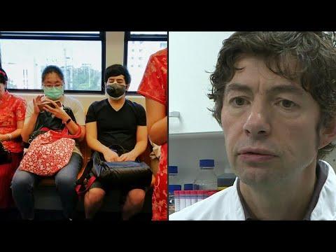 afpde: Coronavirus: Ein Virologie-Experte erklärt, warum man in Deutschland keine Angst haben muss | AFP
