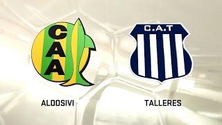 Aldosivi vs Talleres full match
