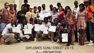 "Formation Sunu Street - Promotion 2 - ""Les 13 Soldats"""