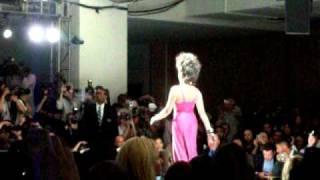 America's Next Top Model 7 Contestant, Anchal Joseph walks Sachika Show
