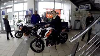 видео Мотоцикл KTM RC 390 - обзор и технические характеристики
