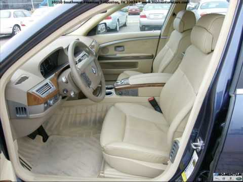 2006 BMW 750LI - YouTube