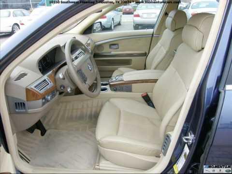 2006 BMW 750LI  YouTube