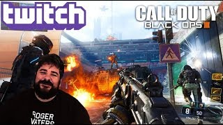 TWITCH: COD Black Ops 3 - FIRST stream EVER!!!