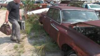 Episode 1 Part 1 How not to die in a salvage yard Autorestomod.f4v