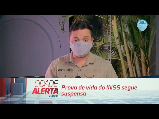 Prova de vida do INSS segue suspensa até setembro por conta da pandemia
