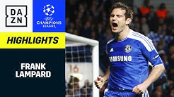 Frank Lampard: Alle UCL-Tore | UEFA Champions League | DAZN Highlights