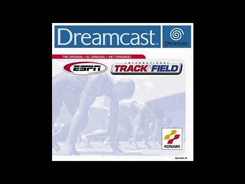 ESPN International Track & Field (Dreamcast)
