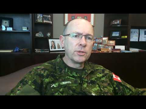 Senior General discusses Canada's expanded role in war against ISIL