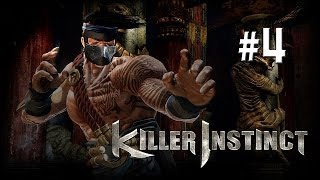 Online ranked close matches 4 (Killer instinct) 4