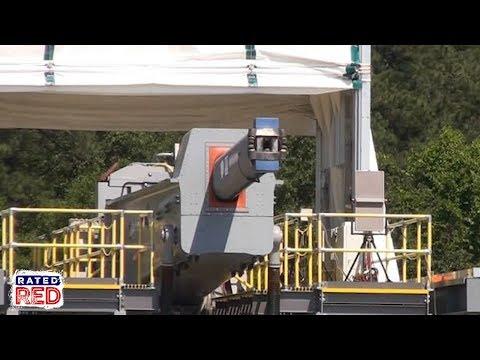 Dear Enemies of America: Meet the Navy's New Railgun