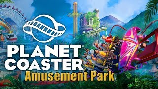 Planet Coaster - Building Planet Coaster #3