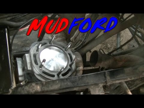 Polaris Sportsman Engine Rebuild: Tear Down