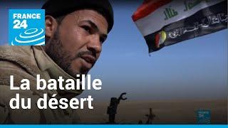 EXCLUSIF - Les dernières heures de la Bataille du désert avec les milices chiites en Irak