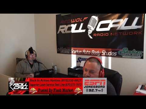 Monday's RWRC Radio W/JC & Uncle Walls 2.19.18