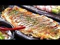 鉄板焼き屋が教える【とん平焼きの作り方】 の動画、YouTube動画。