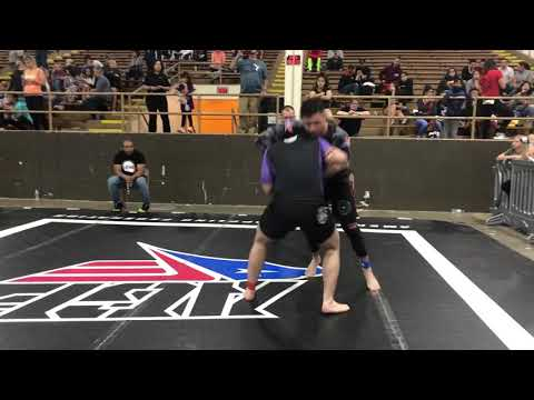 Dominic Alfano (Bruno Bastos Jiu Jitsu) vs Karl Wolfwood