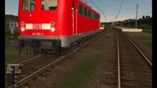 Let´s Play - Train Simulator 2001 -  DB BR 140 #1
