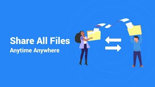 How To Share All - File Transfer AnyWhere. screenshot 1
