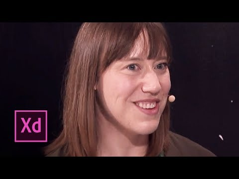 How To Approach UX Design & Data Visualisation - Stefanie Posavec - Awwwards London 2017 | Adobe UK