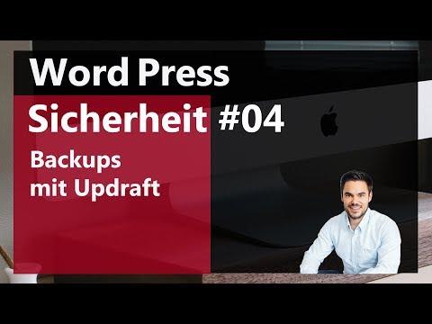 WordPress Backup Plugin – Hacking und Datenverlust Prävention