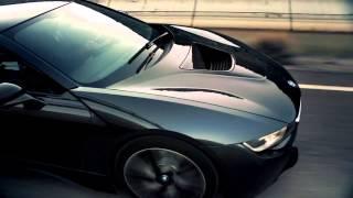 BMW i8 - la voiture de sport électrique!