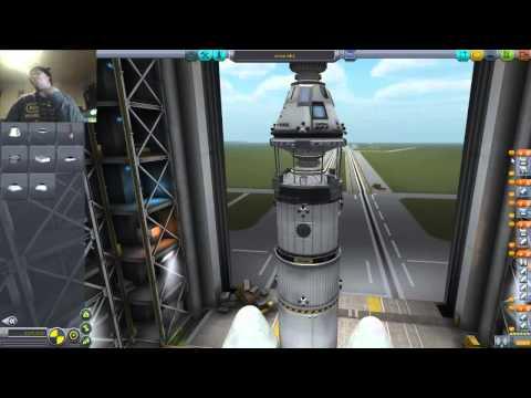 kerbal nasa orion spaceship-#12