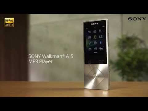 Sony Walkman A15 Lettore MP3 Hi-Res