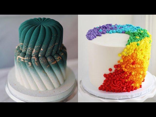 Everyone's Favorite Cake Recipes   Beautiful Chocolate Cake Decorating Ideas   So Yummy Cake