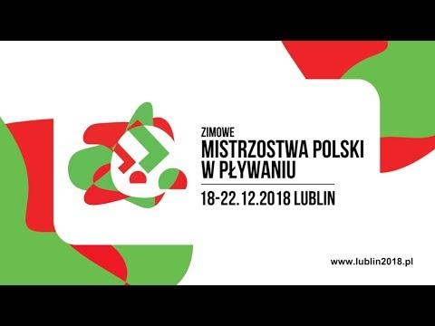 2E - Zimowe Mistrzostwa Polski Seniorów, Młodzieżowców, Juniorów 17-18 Lat - Lublin 2018