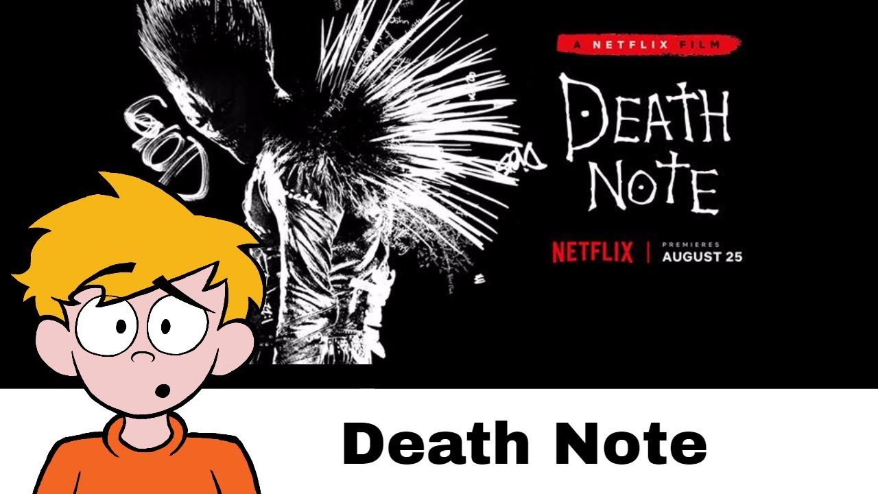 Death Note: A Movie Review - ReelRundown