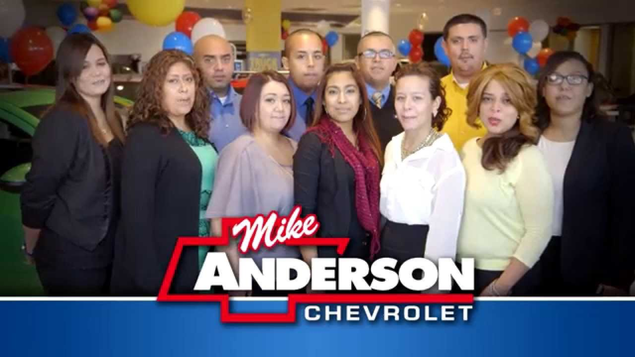 Mike Anderson Chevy >> Esta Ready Para Un Chevy Mike Anderson Chevrolet Of Chicago Youtube