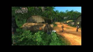 Comparate FarCry & FarCry 2010 Level Training (CryENGINE 1)