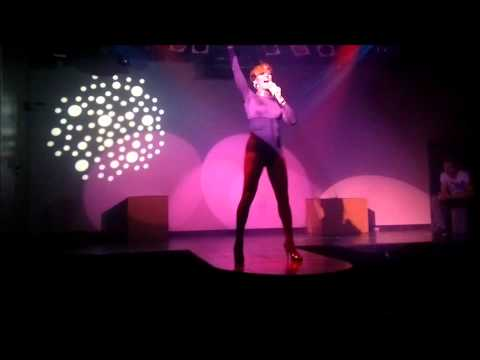 Rihanna Medley 2011 By Sun SHINE -Artiste Transformiste Paris - Bataclan Club