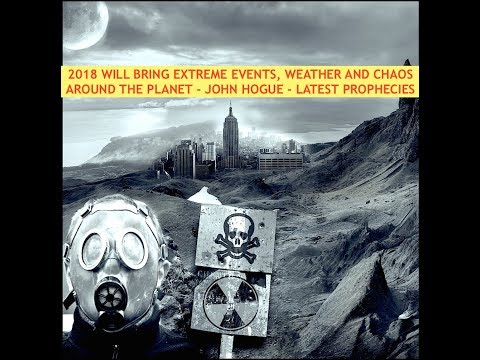 2018 Is Going To Bring Unprecedented Change - Hogue Forecasts - Latest