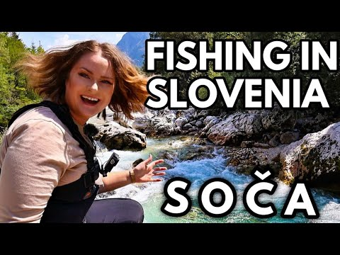 INCREDIBLE Soca Marble Trout Fly Fishing Slovenia!