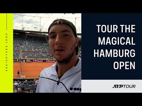 Home In Hamburg: Inside The Magnificent Hamburg Open