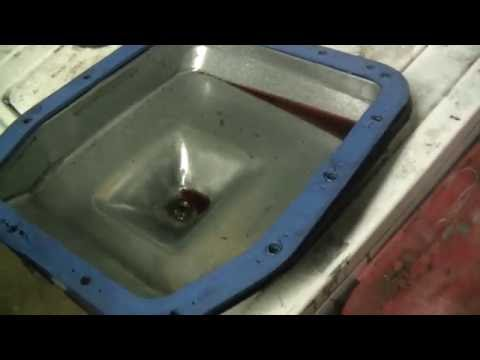 Moroso AOD Transmission Pan Gasket Failure Fail