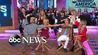 The 'Dancing With the Stars' season 25 finalists reflect on their time in the ballroom