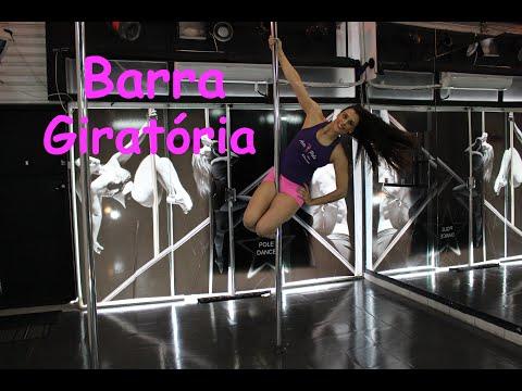 Barra Giratória - DICAS -Tutoriais de Pole Dance por Alessandra Rancan