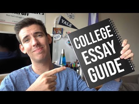 A Guide to the College Essay