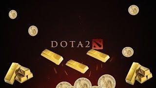 Как правильно фармить или как получать много золота в Dota 2 / Дота 2 (Pudge)