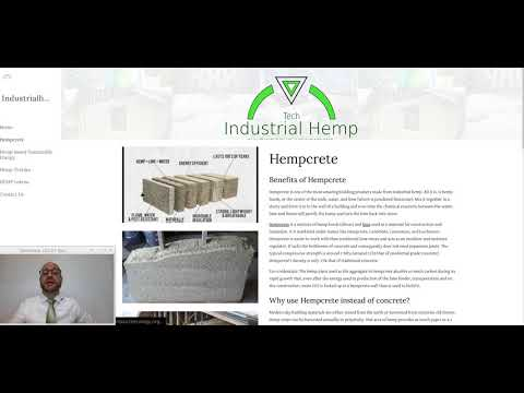 Industrial Hemp Tech – Introduction