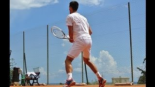 Tennis Footwork | Improve Your Split Step | 1 of 3