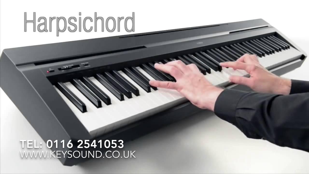 Yamaha p 45 digital piano demo doovi for Yamaha digital piano philippines