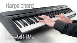 Yamaha P-45 Digital Piano Demo