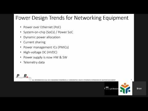 Energy Efficient Data Center Power Design