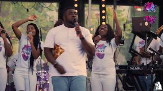 PE Live - I Believe (Island Medley) by Jonathan Nelson